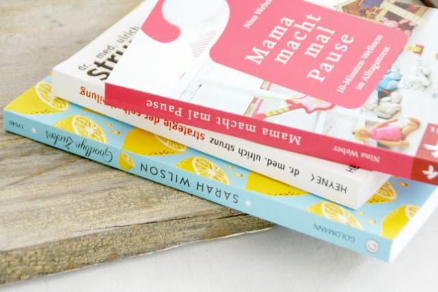 Bücher gesund leben
