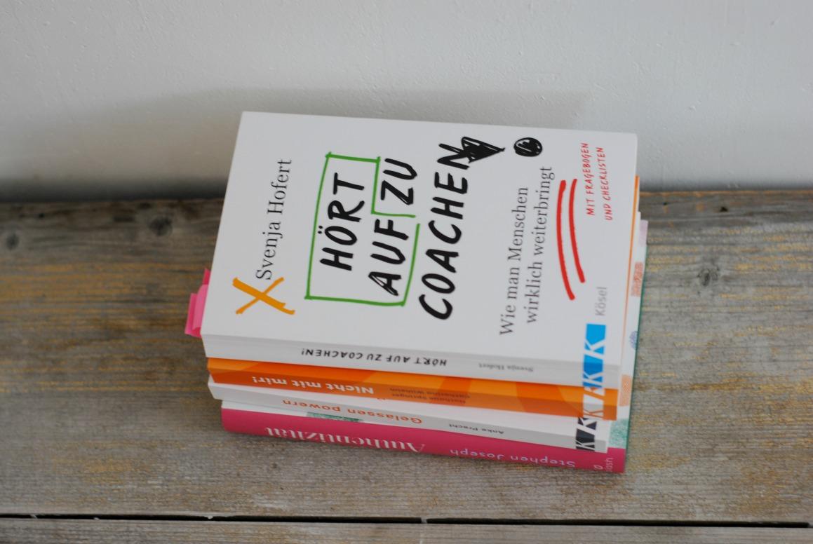 Bücher, die mich weiter bringen