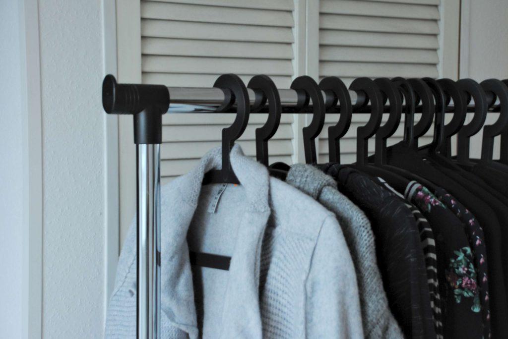 Minimalismus Kleidung