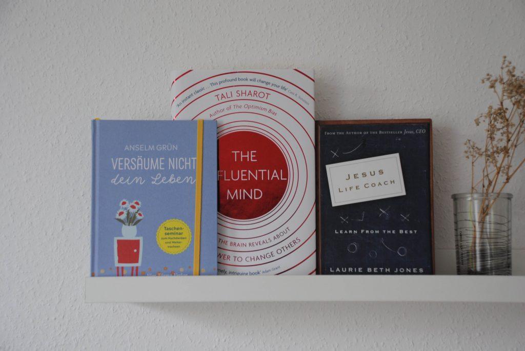 Bücher auflesen