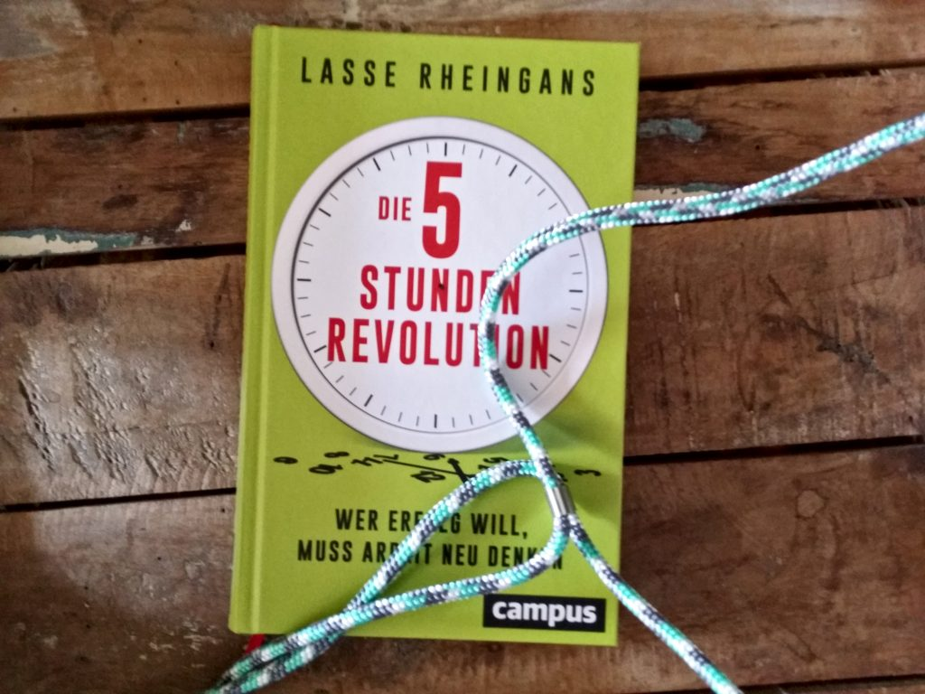 Die 5 Stunden Revolution, Arbeit, new work