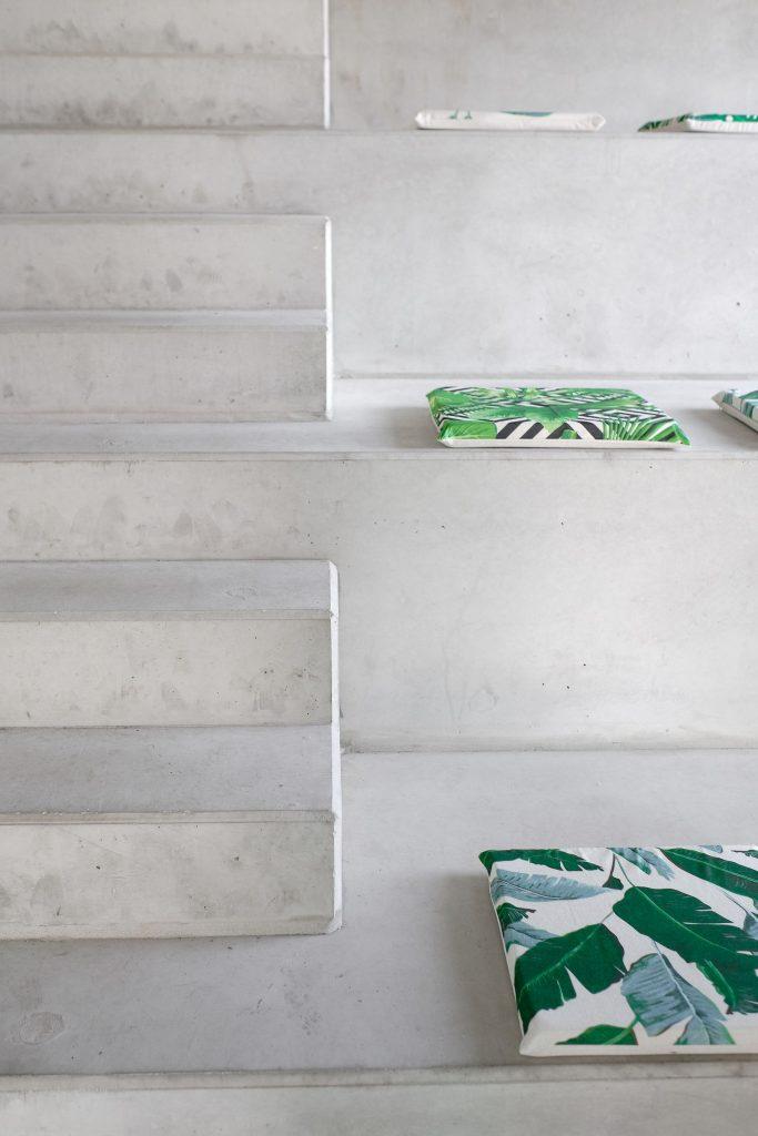 brüneo Treppe Interior