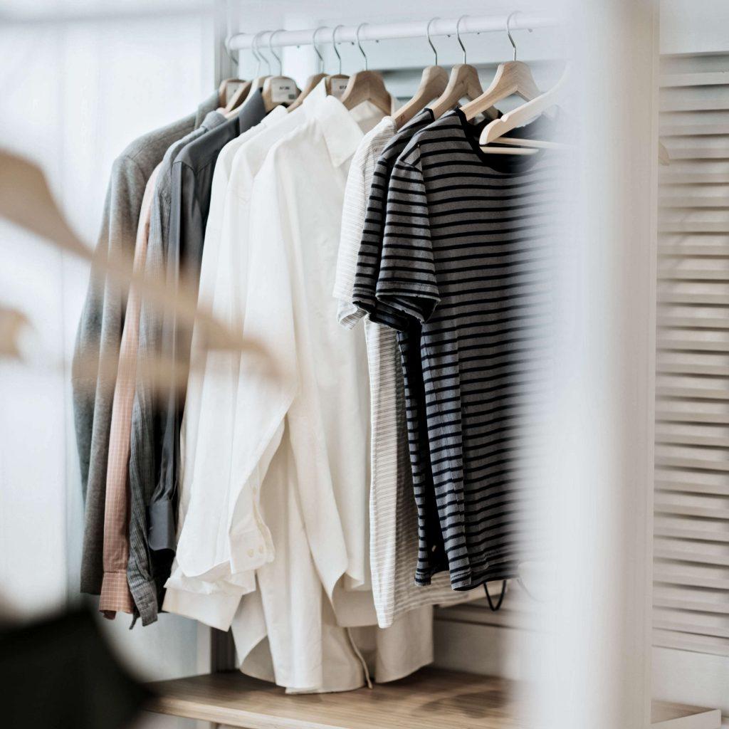 Nachhaltig Wohnen Kleidung