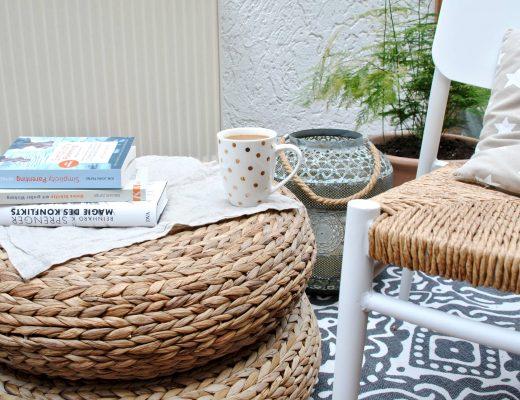 Buchempfehlungen - Lesen im Wintergarten