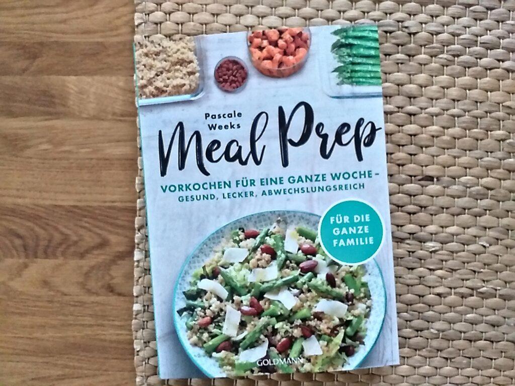 Meal Prep, Kochbuch