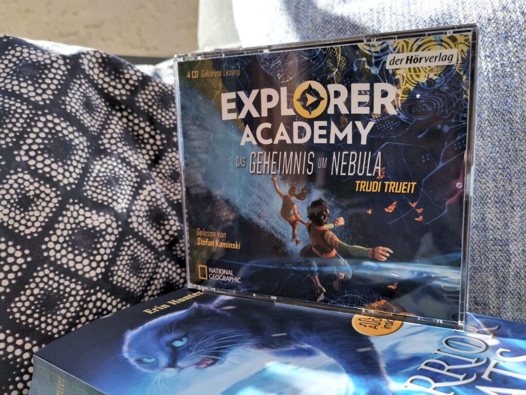 Explorer Academy, spannende Jugendbücher