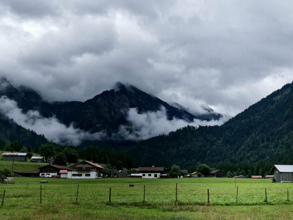 Urlaub, Allgäu, Bad Hindelang