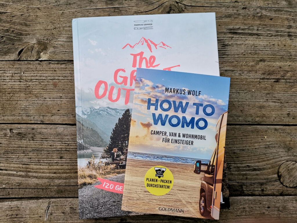 How to WoMo, The Great Outdoors, Campingküche