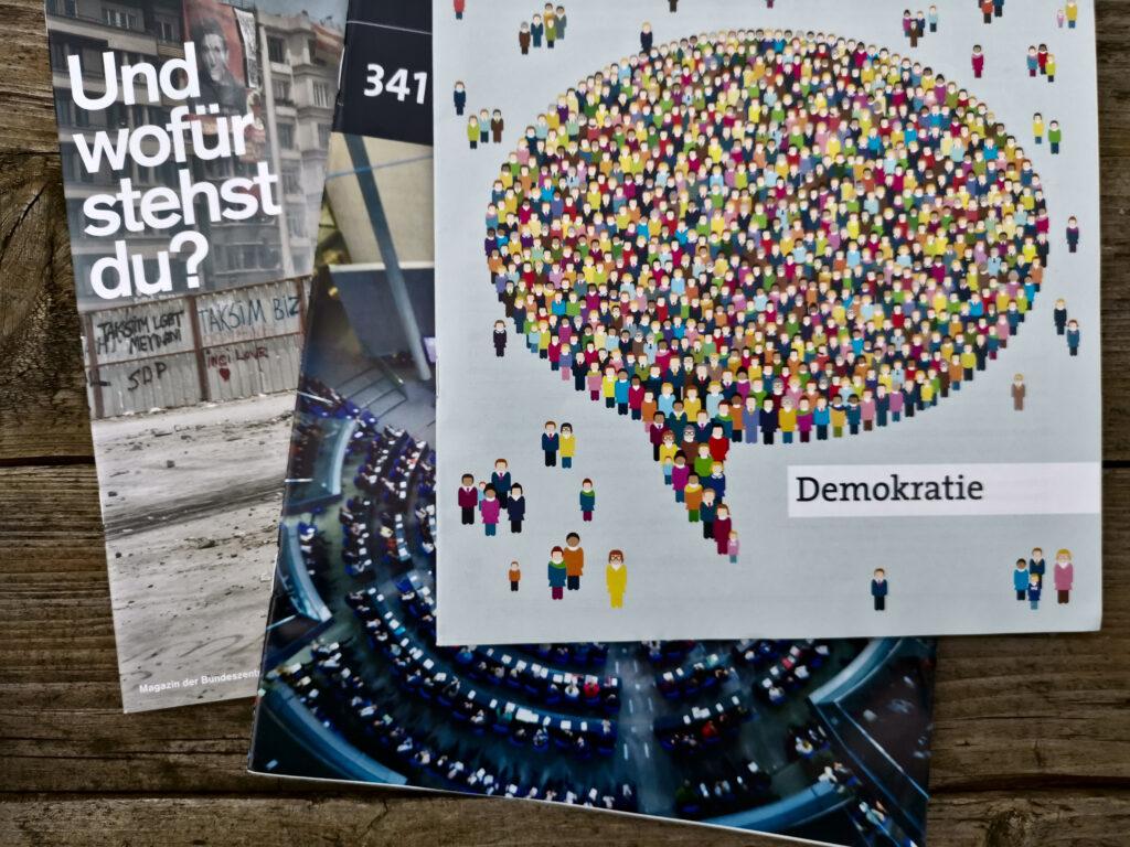 Material Demokratie Wahlen